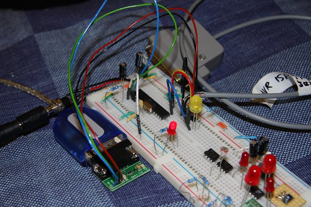 Homemade Arduino