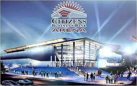 The New Ontario Arena