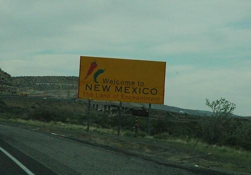 New Mexico Line