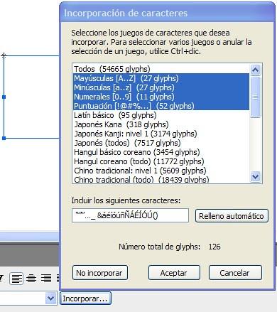 Reemplazar imágenes y texto HTML con Flash | Tutorial sIFR 3 y swfIR ceslava 0