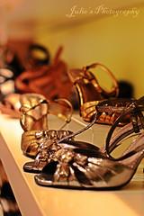 Shoes Bokeh..!! (Julie™) Tags: glitter shoes julie bokeh sparkle heels rhinestones shimmer opentoe slingback