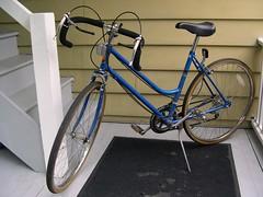 Nine Dollar Road Bike