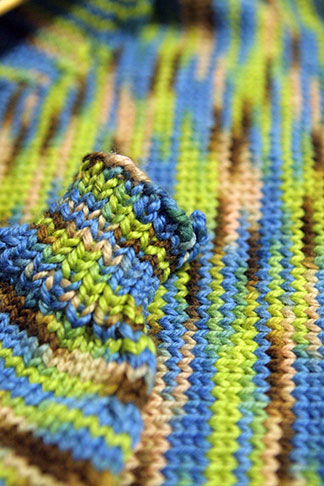 Lorna's Laces Swatch