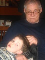 Dad & J