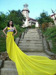 THE BEAUTIES OF NORTHERN PHILIPPINES (larryorquejr) Tags: gay philippines sunflowers gown ilocos parola ilocosnorte ilocano capebojeador philippinetourism pasuquin iloco sunflowerorganization