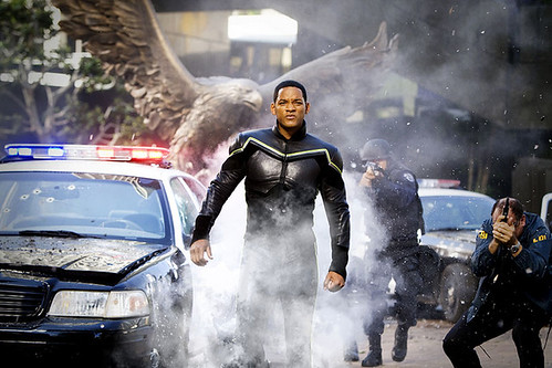 Will Smith as Hancock