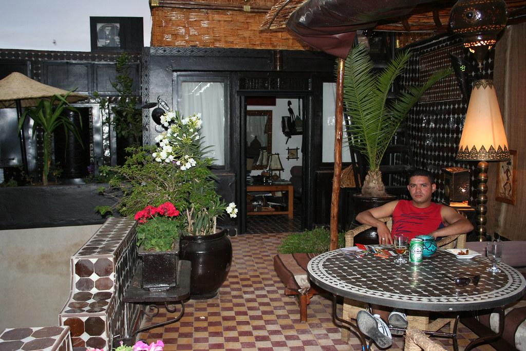 romantic hotel morocco