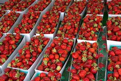 Strawberries/Credit: Flickr/ClayIrving