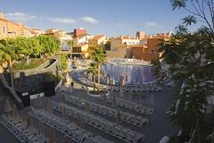 Pool #4 (michaelgrohe) Tags: ocean vacation costa holiday pool island hotel kanaren canarias atlantic tenerife teneriffa riu vulkan inseln adeje