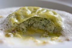 Sweetbread Ravioli Innards