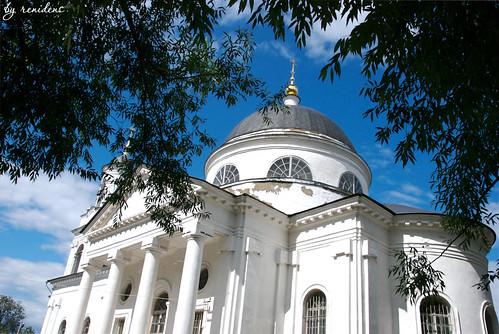 Church in Fryanovo