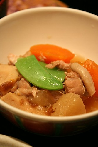 Cooked item - chicken stew