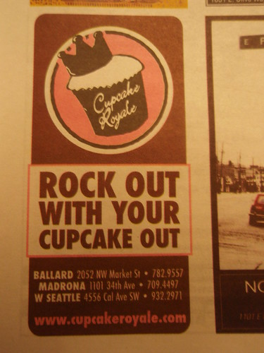 Rock Out With Your Cupcake Out