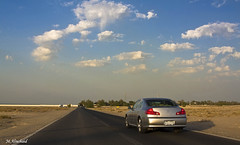 Summer Clouds and My G35 (Mishari Al-Reshaid Photography) Tags: road blue summer sky car clouds eos automobile nissan cloudy kuwait autos canoneos g35 automobiles infiniti q8 carphotos carphotography 24105 nissanskyline beautifulsky canonef24105f4l gtm carphoto canoncamera summerclouds canonphotos canoneflens imagestabilizer q80 blueskyandclouds canonllens 40d ef24105 mishari canonef24105f4lis kuwaitphoto kuwaitphotos canoneos40d canon40d kuwaitcars kvwc kuwaitartphoto gtmq8 kuwaitart kuwaitvoluntaryworkcenter kuwaitvwc grendizer99 kuwaitphotography grendizer99photos misharialreshaid g35andclouds malreshaid misharyalrasheed