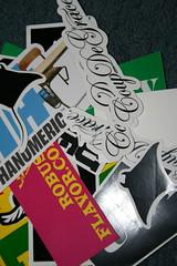 stickerss (Ⓝ) Tags: design stickers type stick univ logos alphanumeric robust coupedegrace