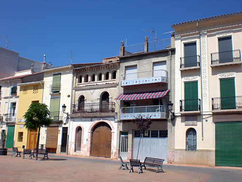 Enguera-spanish-houses