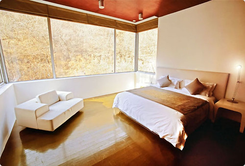 china commune bedroom