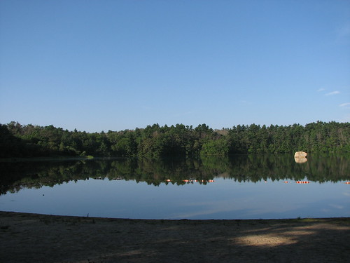 Massasoit State Park - Middle Pond Beach