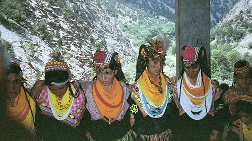 Kalash tribe Pakistan