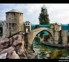 Mostar (~Merve~) Tags: canon rebel miniature mostar xsi miniaturk minyatr freephotos 450d gruptripod