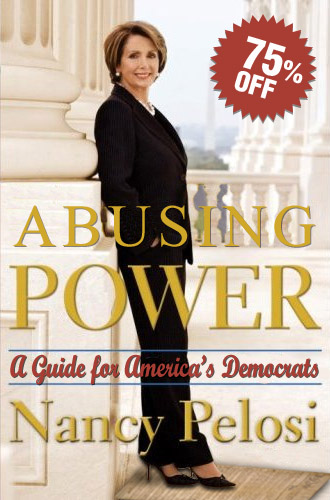 Nancy Pelosi's New Book: Abusing Power