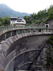 Diga di Barcis - Ponte Antoi