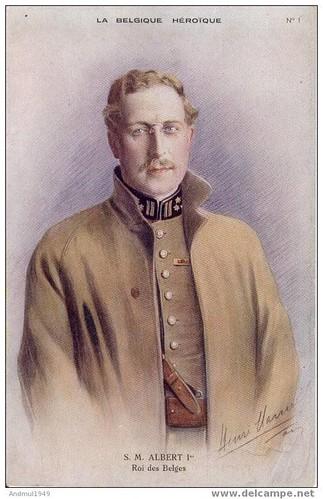King Albert I (1875-1934) and Queen Elisabeth (1876-1965) 2776763351_ee222b0d14