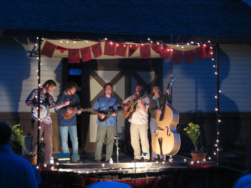 Wednesday concert in Crested Butte