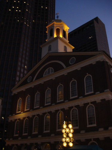 Cradle of Liberty, Boston