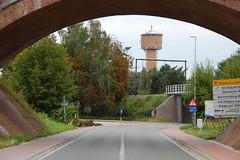 (Koos Fernhout) Tags: geotagged nikon watertower ghent gent wasserturm strictly watertoren melle chateaudeau d40 geo:lat=50994701 geo:lon=3801455