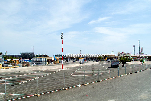 Formula1 Valencia Structure