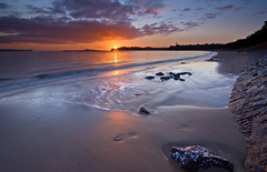 Kohi Sunrise (Chris Gin) Tags: newzealand beach sunrise dawn drive bay auckland filter nz nd mission graduated tamaki singhray kohimaramara anawesomeshot elitephotography alemdagqualityonlyclub damniwishidtakenthat