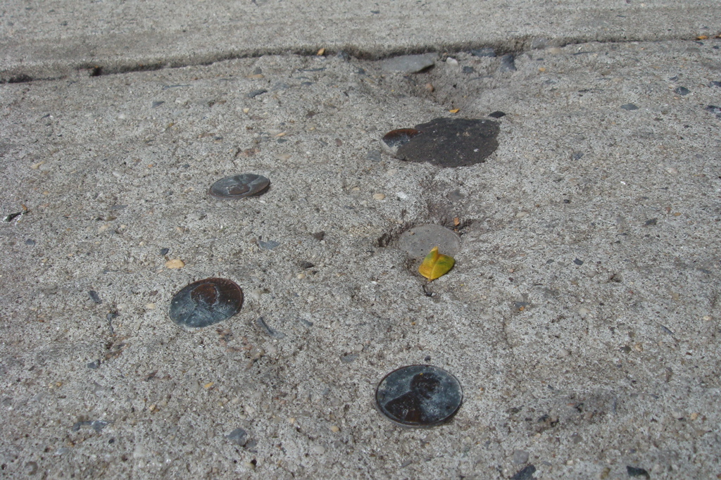 sidewalkpennies