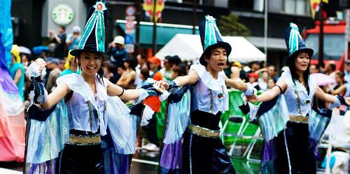 Asakusa Samba Festival 09