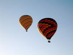 Ballooning in Napa Valley