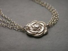 Rose Bracelet (bbel-uk) Tags: wood flowers tree nature leaves birds rose forest necklace leaf jewellery bracelet earrings jewelery bbel