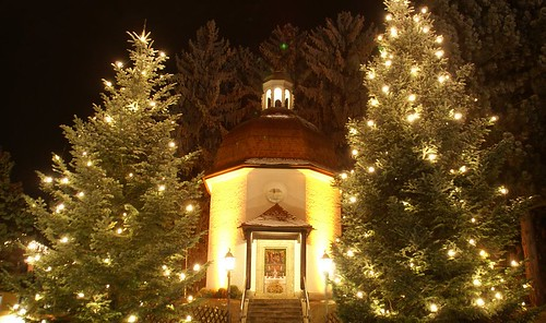 Stille Nacht Kapelle