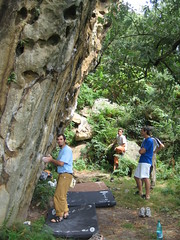 jaizkibel (.sarr) Tags: boulder bloc escalade paysbasque jaizkibel
