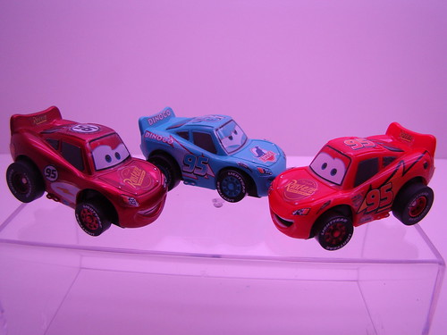Disney Pixar Tomy Cars Beats Lightning Mcqueen Just Jdm