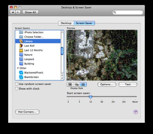 MosaicScreenSaver