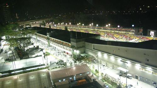 21.新加坡賽道的Paddock