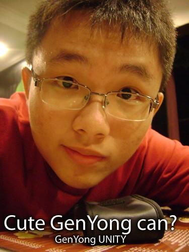 Cute GenYong