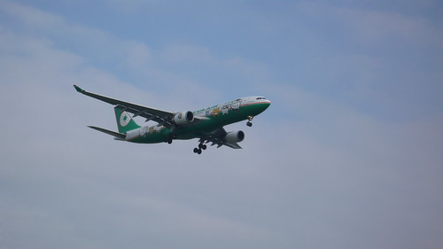 EVA AIR Hello Kitty B-16309