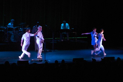 David Byrne at The Greek