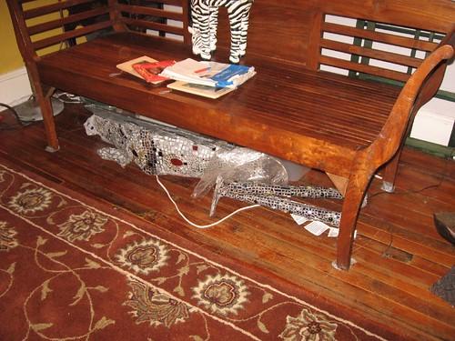 IMG_8072 inside Celestine Wilson Hughes' house