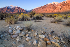 Round Valley Sunrise (sandy.redding) Tags: california mountains landscape desert sierranevada bishop explored tokinaatx124prodx shotwithmikebyrne shotwithstevemendenhall
