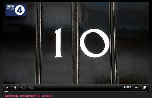 Number 10 Screengrab