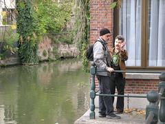 Mechelenmeetup2008 (mechelenblogt_jan) Tags: mechelen smilingdavinci dijle eduardodacosta langeschipstraat eelcokruidenier gadjodilo mechelenmeetup2008