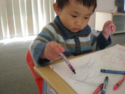 drawing crayola