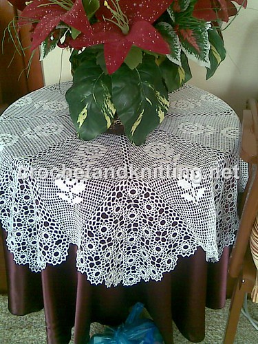 Free Crochet Doilies - Miscellaneous Doily Patterns